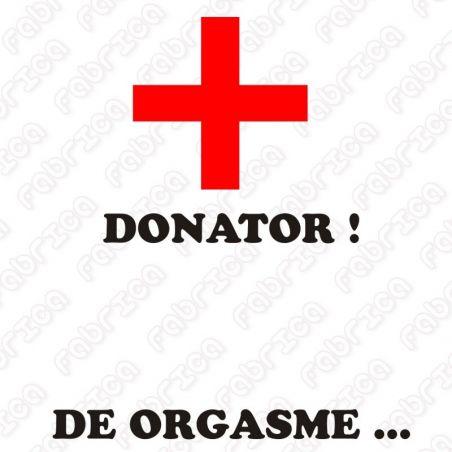 Donator de orgasme