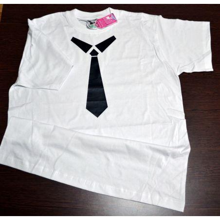 Tricou imprimat - Cravată