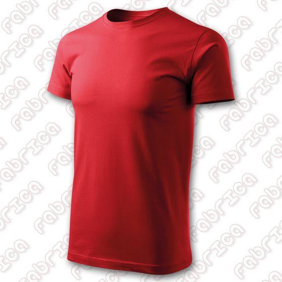 Heavy Premium TagFree - tricou gros din bumbac, fara eticheta logo