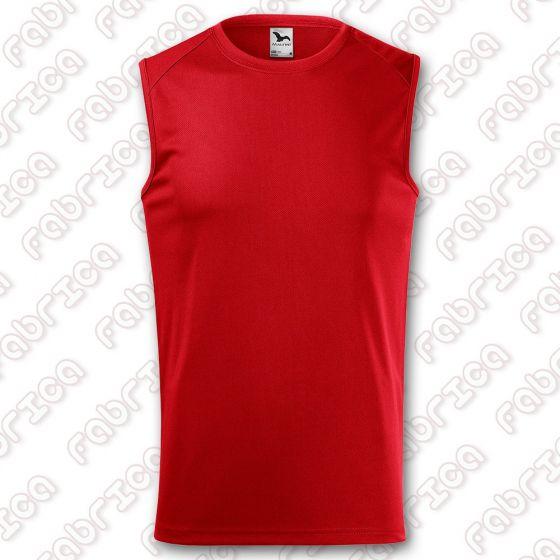 Breeze - tricou fără mâneci pentru adulți, microfibră sport