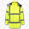 RWS Parka - Jachetă de lucru unisex cu benzi reflectorizante