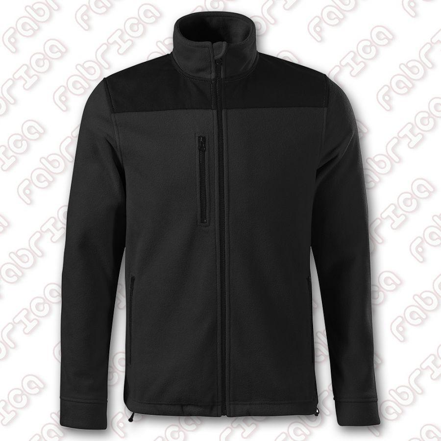 Effect - Jachetă fleece unisex, fermoar pe toată lungimea