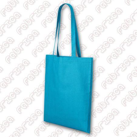 Shopper - sacoșă bumbac, 45x40 cm, mânere 70 cm