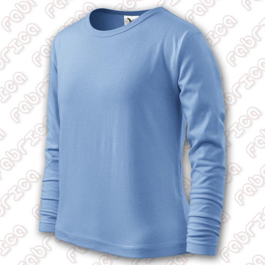 Tricou cu mânecă lungă, pentru copii