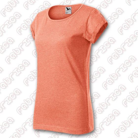Fusion - tricou de damă, aspect marmorat