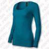 Brave - tricou premium damă, mânecă lungă