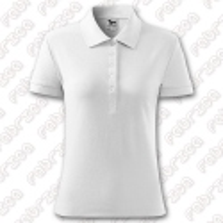 Tricou Polo Cotton, de damă