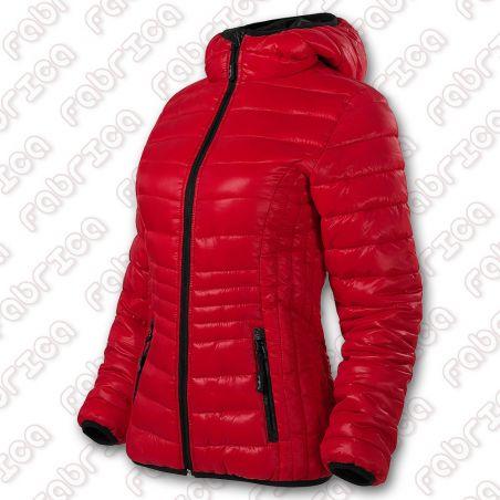 Everest LS - jachetă călduroasă cu glugă, de damă