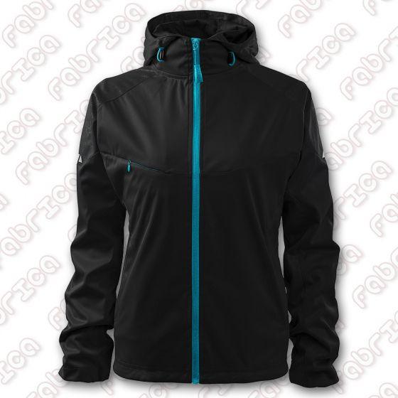 Cool - Jachetă softshell rezistentă la apă și vânt, model damă