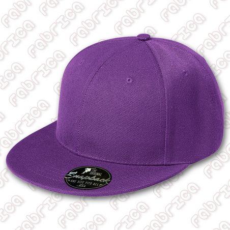 RAP 6P - șapcă unisex cu 6 panele