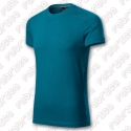 Action - tricou premium barbați - bumbac și elastan
