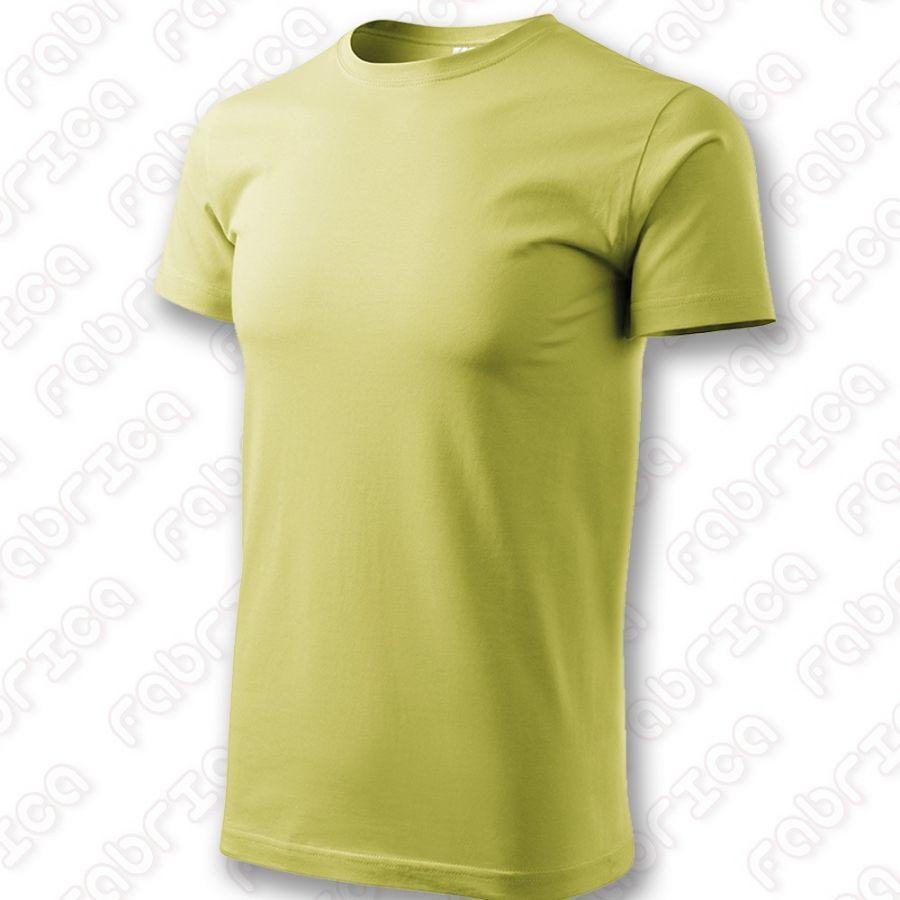 Tricou Basic - Verde deschis