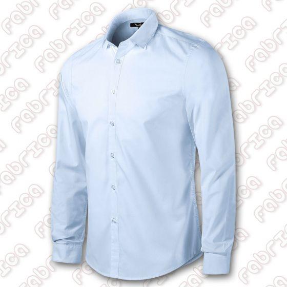 Dynamic - cămașă slim-fit cu mânecă lungă, pentru bărbați