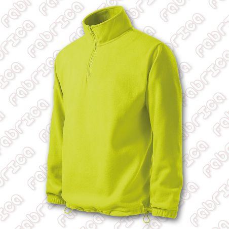 Horizon - jachetă fleece cu fermoar scurt, pentru bărbați