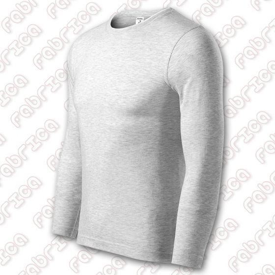 Progress LS - tricou subțire cu mânecă lungă, etichetă detașabilă