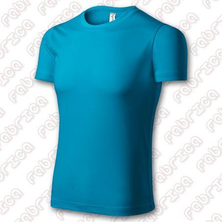 Pixel - tricou unisex pentru activități sportive, etichetă detașabilă