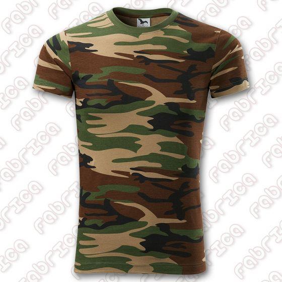 Tricou Camuflaj - pentru bărbați