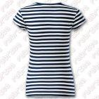 Sailorette - Tricou marinar de damă