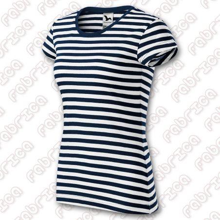 Sailorette - Tricou marinar, de damă