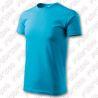 Basic - tricou cu mânecă scurtă, unisex, bumbac