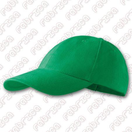 6P - șapcă unisex cu 6 panele