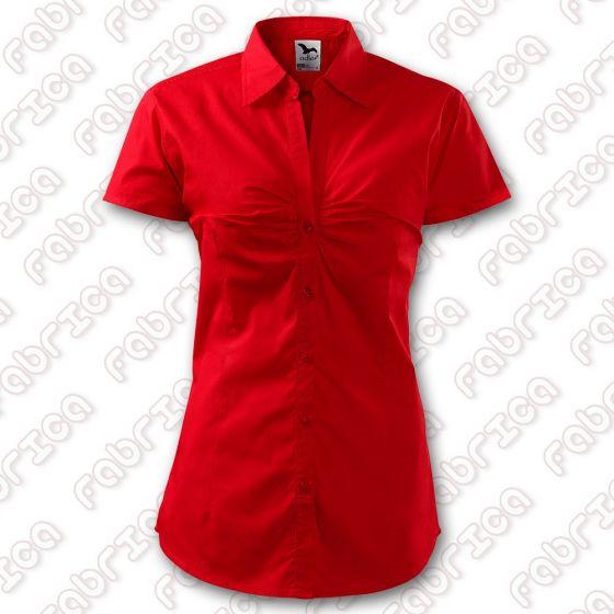Chic - Bluză cu mânecă scurtă, de damă