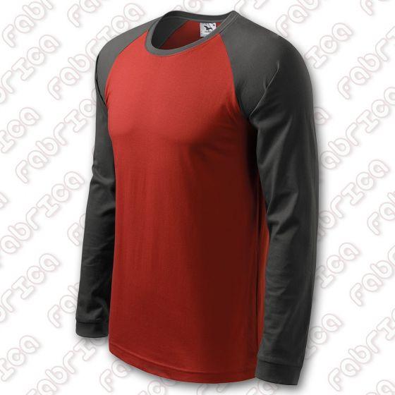 Street LS - tricou gros cu mânecă lungă, bumbac 100%