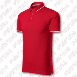 Perfection Plain - tricou premium, Polo, de bărbat